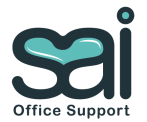 SAI Office Support | Virtual Assistant | secretaresse service, advies & interimmanagement